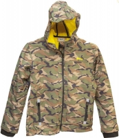 Куртка Unisport 2 UNIVERS-TEX SOFTSHELL ц:woodland camo. 17721105