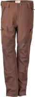 Брюки Unisport Soft-Shell U-Tex 56 ц:коричневый. 17721263