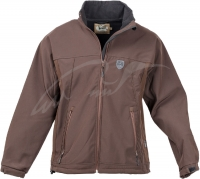 Куртка Unisport Soft-Shell U-Tex M ц:коричневый. 17721266