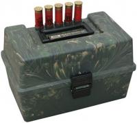 Коробка MTM Shotshell Case на 100 патронов кал. 12/76. Цвет – камуфляж. 17730370