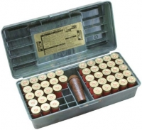 Коробка MTM Shotshell Case на 50 патронов кал. 20/76. Цвет – камуфляж. 17730487
