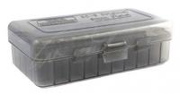 Коробка для патронов MTM кал. 9мм, 380 ACP. Количество - 50 шт. Цвет - дымчатый. 17730849