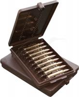 Коробка MTM Ammo Wallet на 9 патронов кал. 223 Rem. Цвет - коричневый. 17730853