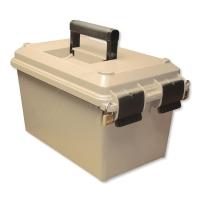 Коробка MTM Tactical Magazine Can на 15 магазинов для AR-15. Цвет - песочный. 17730860