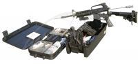 Кейс MTM Tactical Range Box полевой для чистки и ухода за АК/AR15. Цвет - черный. 17730862
