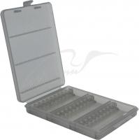 Коробка MTM Ammo Wallet для патронов 17 HMR; 22WMR; 22LR на 30 патронов ц:дымчатый. 17731017
