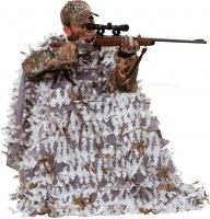 Засидка Ameristep Predator Hunter 3D Chair&Cover system Цвет: AP Snow. 17740519
