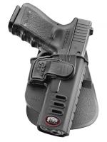 Кобура Fobus для Glock-17/19 с поясным фиксатором. 23701694