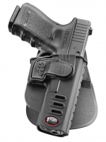Кобура Fobus для Glock-17/19 с поясным фиксатором. 23702328