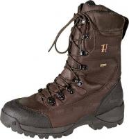 Ботинки Harkila Big Game GTX 10`L insulated. Размер - 9,5. Цвет -тёмно-коричневый. 17800249