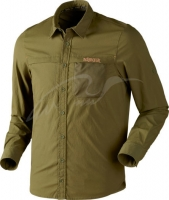 Рубашка Harkila Herlet Tech 2XL ц:зеленый. 17800403