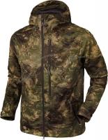 Куртка Harkila Lagan Camo. Размер - 52. Цвет - Axis MSP&Forest Green. 17800522
