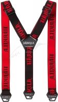 Подтяжки Harkila Tech ц:коричневый/красный. 17800574
