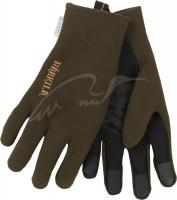 Перчатки Harkila Mountain Hunter. Размер - L. Цвет - зеленый. 17800686