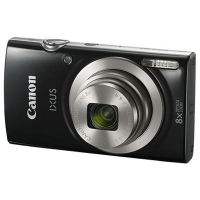 Цифровой фотоаппарат Canon IXUS 185 Black (1803C008AA). 47409