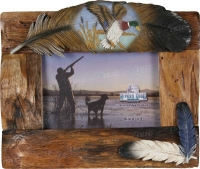 "Фоторамка Riversedge Duck Hunt Frame 4"" x 6"". 18350072"