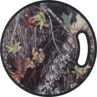 Кухонная доска Riversedge Camo Plastic Cutting Board диам. 35 см. 18350079