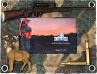 "Фоторамка Riversedge Deer Hunting Frame 4"" x 6"". 18350103"