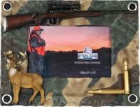 "Фоторамка Riversedge Deer Hunting Frame 4"" x 6"". 18350103"