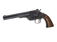 "Револьвер пневматический ASG Schofield Pellets 6"" Корпус - металл. 23702820"