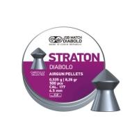 Пули пневматические (для воздушки) 5,5мм 1,03г (250шт) JSB Jumbo Straton. 14530559
