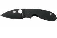 Нож Spyderco Efficient Black Blade. 871360