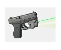 Целеуказатель LaserMax на скобу для Glock 42/ 43 с фонарем (зеленый). 33380024