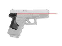 Лазерный целеуказатель Crimson Trace LG-851 на рукоять для GLOCK G4 19. Цвет - Красный. 24120001