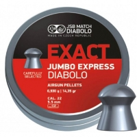Пули пневматические (для воздушки) 5,5мм 0,93г (500шт) JSB Diabolo Exact Jumbo Express. 14530525