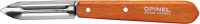 Нож Opinel Peeler №115 Inox. Цвет - оранжевый. 2046581