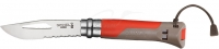 Нож Opinel №8 Outdoor earth-red. 2046584
