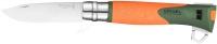 Нож Opinel №12 Explore оранжевый. 2046586