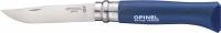 Нож Opinel №8 Inox синий (блистер). 2046594