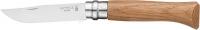 Нож Opinel №8 Inox. Рукоять - дуб. 2046601