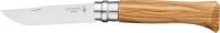 Нож Opinel №8 Inox. Рукоять - оливковое дерево. 2046613