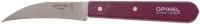 Кухонный нож Opinel Vegetable №114 Inox. Цвет - фиолетовый. 2046635