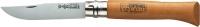 Нож Opinel №12 Carbone (в блистере). 2047852