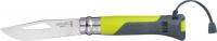 Нож Opinel N°8 Outdoor Green. 2047894