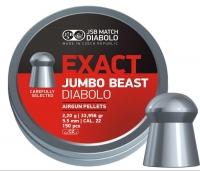 Пули пневматические (для воздушки) 5,5мм 2,2г (150шт) JSB Exact Jumbo Beast. 14530552