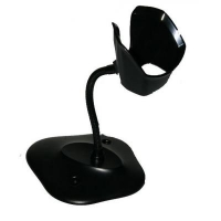 Подставка для сканера штрих-кода Symbol/Zebra DS2208/4308 Black (20-71043-04R). 48505