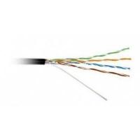 Кабель сетевой Atcom FTP 305м cat.5e Standart CCA, для внешней прокладки (20799). 46374