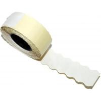 Этикет-лента Aurika 22х12 white, 30 рул (2212W). 48524