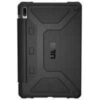 Чехол для планшета UAG Samsung Galaxy S7+(2020) Metropolis, Black (222536114040). 42154