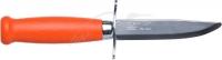 Нож Morakniv Scout 39 Safe. Цвет - оранжевый. 23050155
