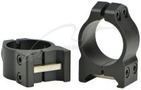 Кольцa Warne MAXIMA Fixed Rings. Диаметр - 25.4 мм. Высота основания - 6.3 мм. Под планку Weaver/ Picatinny. 23700218