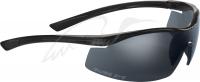 Очки баллистические Swiss Eye F-18. Цвет - черный. 23700515