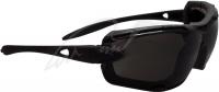 Очки баллистические Swiss Eye Detection. Цвет - черный. 23700548