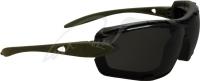 Очки баллистические Swiss Eye Detection. Цвет - оливковый. 23700550