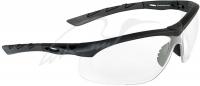 Очки баллистические Swiss Eye Lancer. Цвет - черный. 23700556