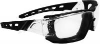 Очки баллистические Swiss Eye Net. Цвет - черный\прозрачный. 23700560